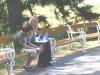 Befragung im Türkenschanzpark