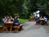 Jause im Türkenschanzpark